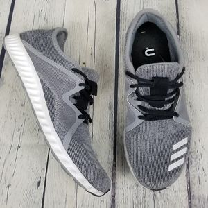 ADIDAS | Edge Lux lace-up knit sneakers shoes